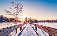 冬天雪景图片下载
