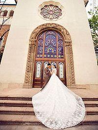 浪漫古典婚纱照智能手机桌面壁纸