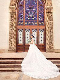 浪漫古典婚纱照手机动态壁纸