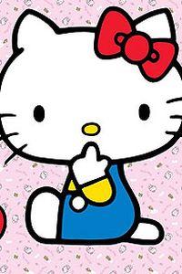 KITTY猫卡通安卓手机壁纸
