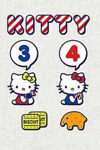 KITTY猫卡通手机壁纸下载