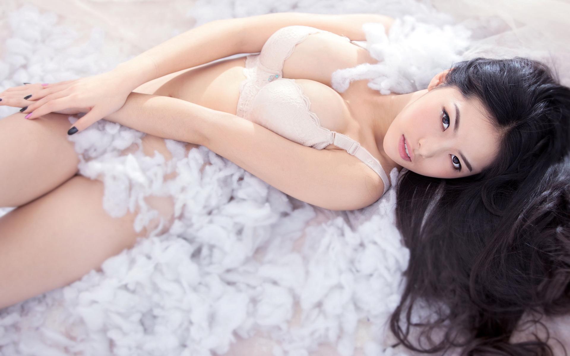 唯美性感美女内衣私房写真摄影壁纸大全