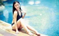 夏日激情泳装美女写真桌面壁纸大全