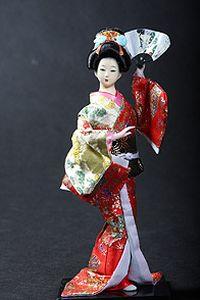 日本美女人偶图片
