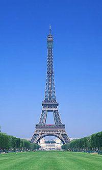 巴黎埃菲尔铁塔手机动态壁纸