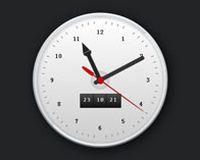 CSS3实现时钟走时效果