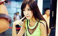 China Joy showgirl精彩摄影桌面壁纸大全