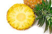 菠萝热带水果高清图片