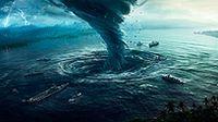 龙卷风设计素材图片