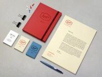 品牌VI设计模板源文件