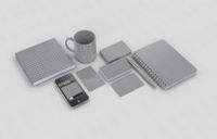 企业VI模板设计源文件