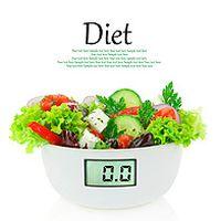 创意沙拉蔬菜图片下载