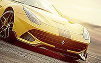 法拉利F12 SPIA中东版汽车桌面壁纸大全