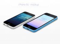 iPhone5c手机模型源文件