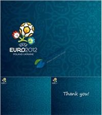 欧式花纹背景足球主题ppt模板下载