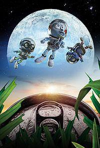 月球大冒险卡通图片