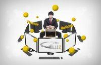 商务科技PSD创意设计