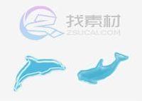 海之精灵海豚图标