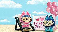 拽猫可爱情侣高清图集