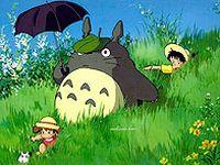 宫崎骏龙猫图片下载