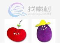 暴笑水果图标