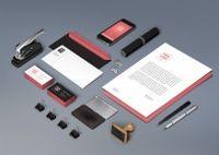 企业VI系统PSD分层素材