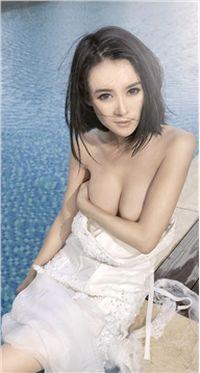 美女杨菲菲超级新娘小米手机壁纸
