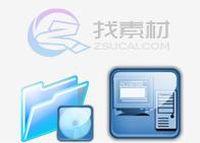 超酷Windows水晶图标