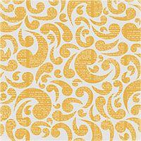 黄色花纹图片下载
