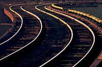 火车铁轨图片下载