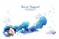 海底创意创意PSD素材