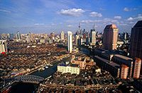 上海建筑园林图片下载