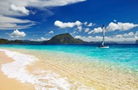 美丽大海风景高清图片下载