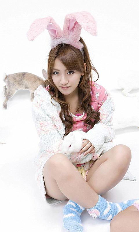 美少女组合AKB48小米手机壁纸
