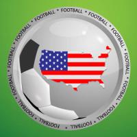 世界杯足球元素的钱币矢量素材下载
