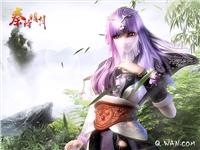 《秦时明月》官方游戏清爽桌面壁纸
