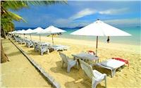 菲律宾海边风景电脑桌面壁纸下载