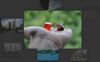 jquery实现3D图片相册展示