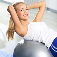 健身美丽时尚女子高清图片下载