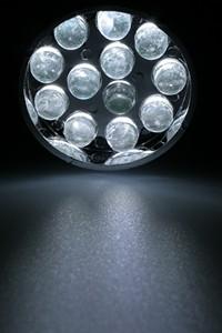LED手电特写高清图片下载