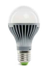 创意灯泡棱角节能灯高清图片下载