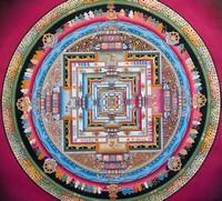 传统经典圆形宗教花纹高清图片下载