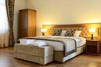 舒适温馨酒店客房高清图片下载