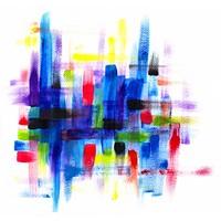 抽象水彩画艺术高清图片下载