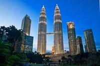壮观高耸豪华大楼高清图片下载