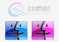 苹果标志桌面图标下载
