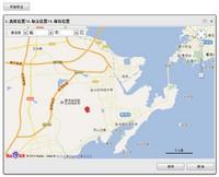 js百度地图api坐标地址标注功能