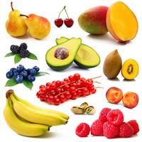 美味热带水果集合高清图片下载