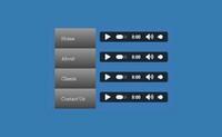 html5触发式音频播放