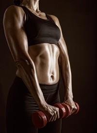 健壮性感运动女子高清图片下载